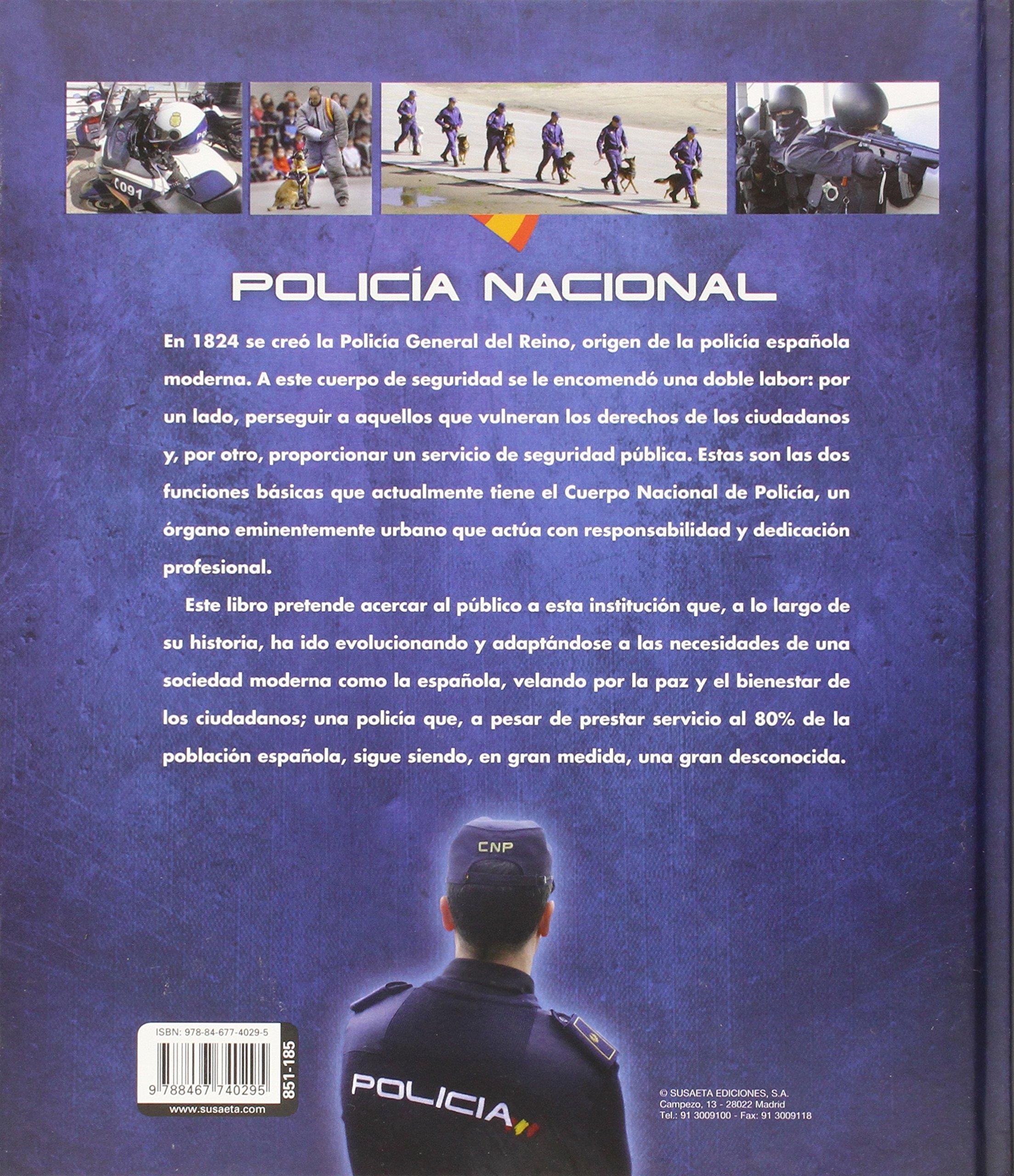 Atlas ilustrado de la Policía Nacional: Amazon.es: González Clavero, Antonio: Libros