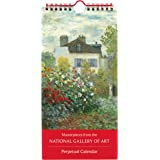 Masterpieces from the National Gallery of Art Perpetual Calendar