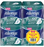 Always Ultra Normal Plus Sanitary Towels with Wings - 4X14 Serving (56 units)