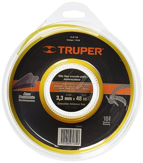 Amazon.com: Truper hlb-130 redondeadas cuerdas en concha ...