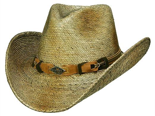 e4110495083ff6 Stetson Monterrey Bay Western Straw Hat Women/Men | Made in USA at ...