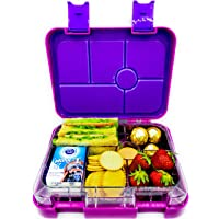 Abovego -Bento Box for Kids & Adults- BPA Free- Leak-Proof with Friendly Latches - Ideal for Portion-Control, Meal Prep…