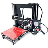 REPRAPGURU Black DIY Prusa I3 3D Printer Kit