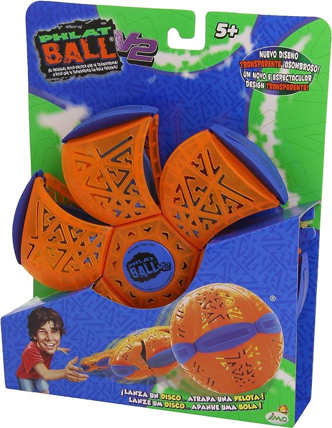 Phlat Ball - Pelota/Disco Volador (IMC Toys 60074): Amazon.es ...