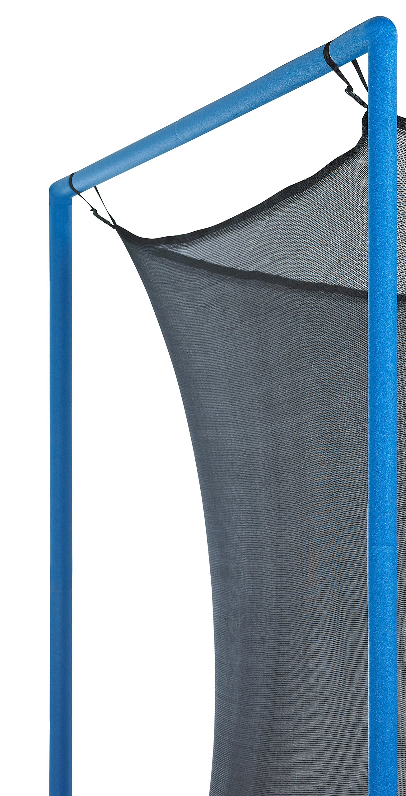 Upper Bounce Replacement 15' Trampoline Enclosure Safety Netting Fence Fits 15 FT Round Frames Using 6 Poles or 3 Arches (poles not included) by Upper Bounce (Image #4)