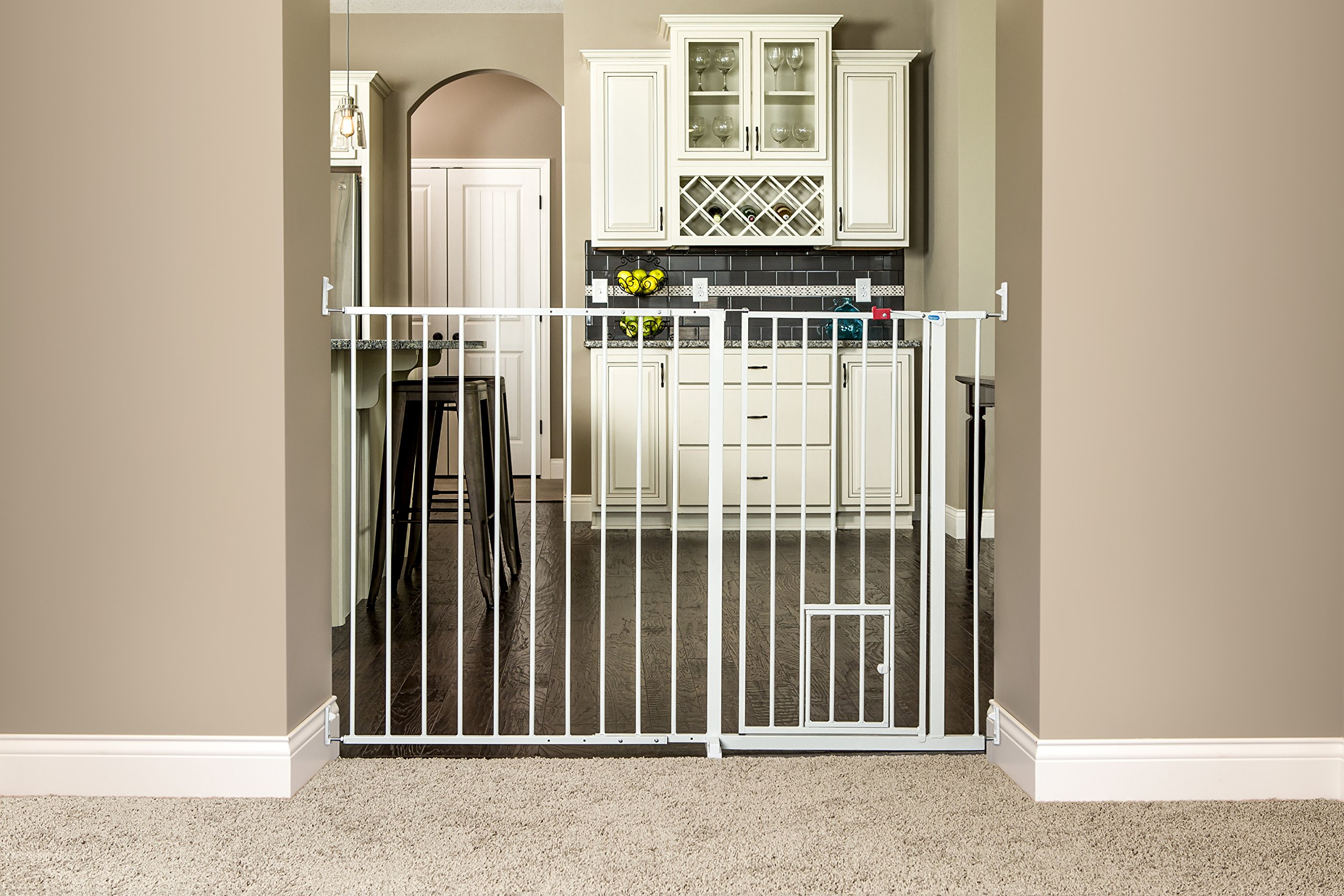 Carlson Maxi Extra Tall Pet Gate, Expands 51-59 Inches Wide by Carlson (Image #3)