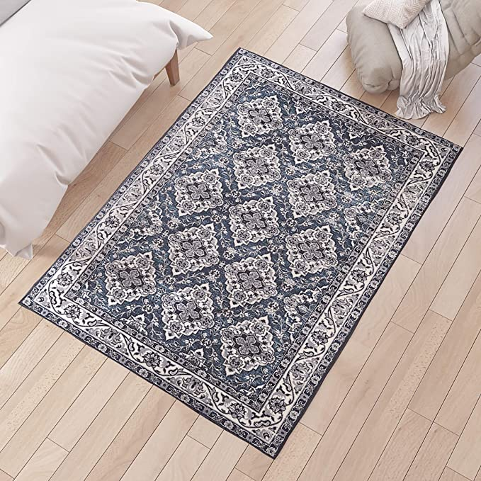 Buy Status 3D Printed Perfect Home Rugs Carpet for Living Area | Rug and Carpet for Bedroom |Rug ...