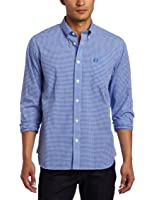 Fred Perry Men's Gingham Shirt