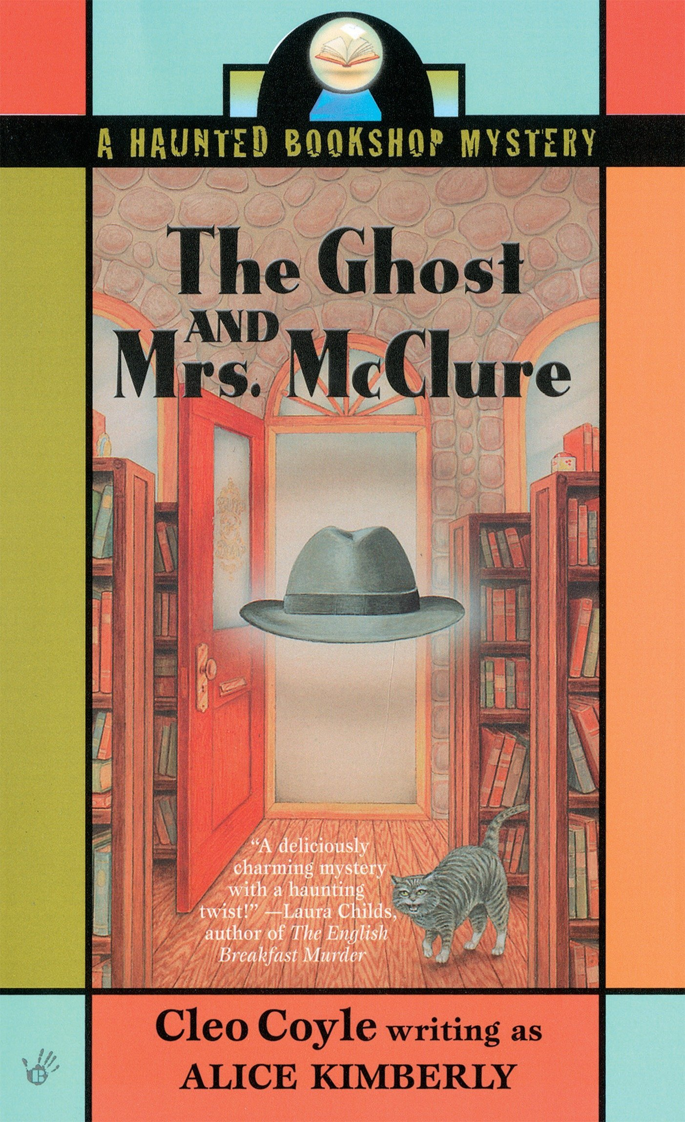The Ghost and Mrs. McClure (Haunted Bookshop Mystery) pdf
