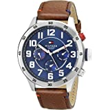 Tommy Hilfiger Men's 1791066 Stainless Steel...