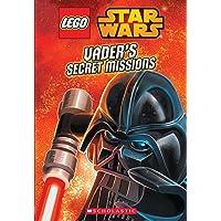 Vader's Secret Missions (LEGO Star Wars: Chapter Book #2)