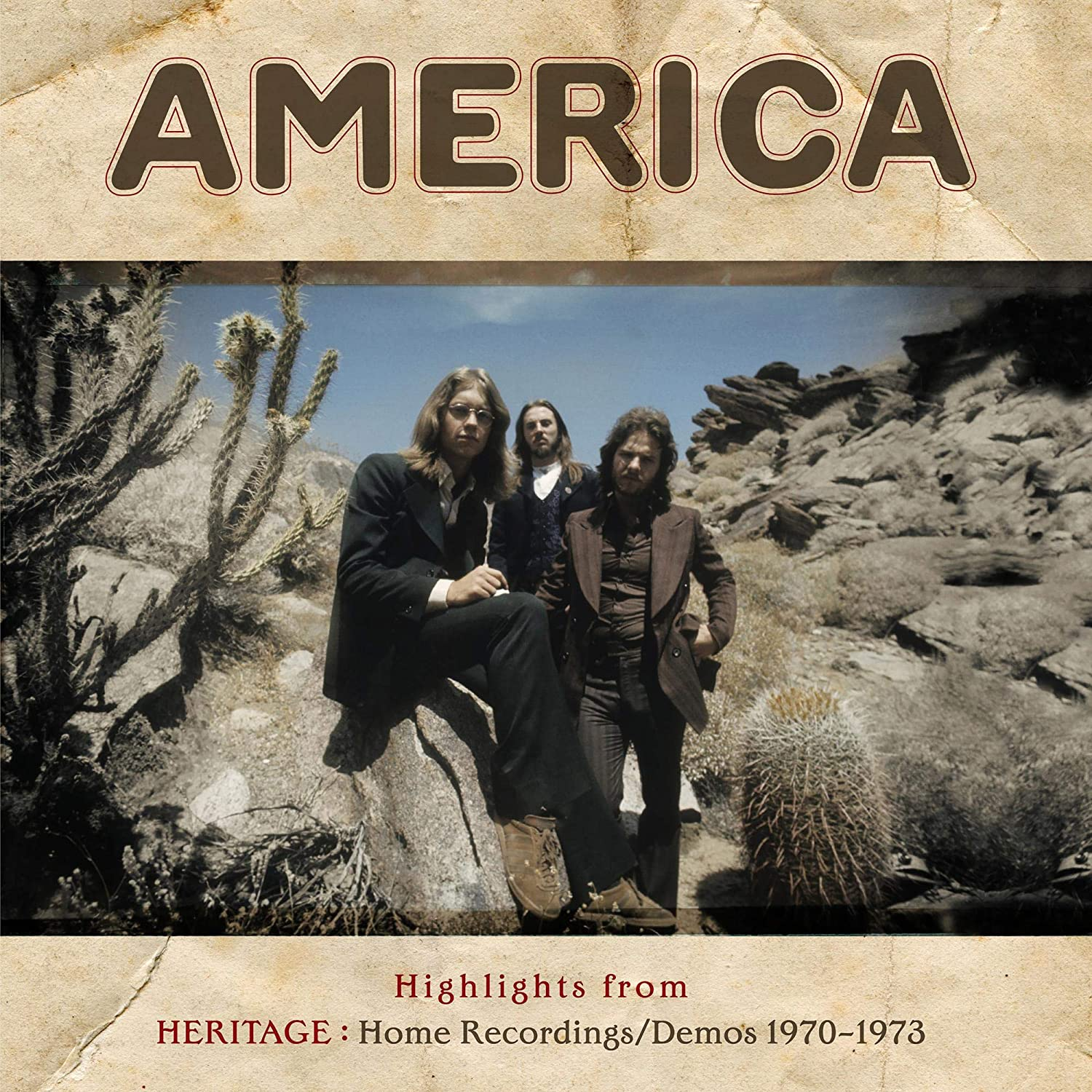 Highlights From Heritage: Home Recordings/Demos 1970-1973 (Black Friday Exclusive 2018)