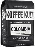 Koffee Kult Colombian Huila Fresh Coffee Beans - Whole Bean Coffee - Fresh Roasted 32oz
