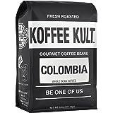 Koffee Kult Colombia Coffee Beans Huila Region Medium Roast (Whole Bean, 32oz)