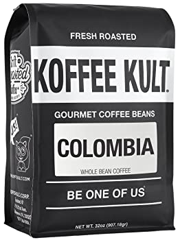 Koffee Kult Caffeinated Black Coffee
