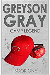 Greyson Gray: Camp Legend (Clean Action Adventure Series for Kids Age 9-12) (The Greyson Gray Series Book 1) Kindle Edition