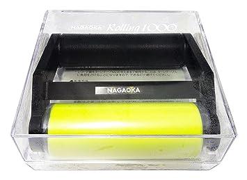 Nagaoka CL-1000 Rolling Record Cleaner: Amazon.es: Electrónica