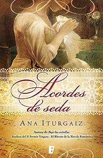 Acordes de seda (Spanish Edition)
