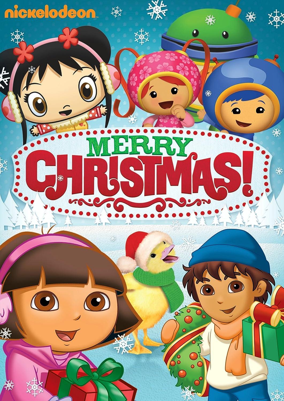 amazon com nickelodeon favorites merry christmas nickelodeon