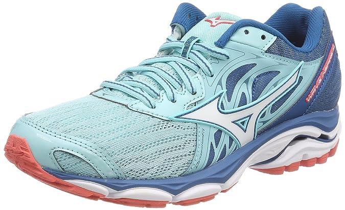 Mizuno Wave Inspire 14 Wos, Zapatillas de Running para Mujer: Amazon.es: Zapatos y complementos