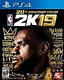 NBA 2K19 20th Anniversary Edition - Pre-load - PS4