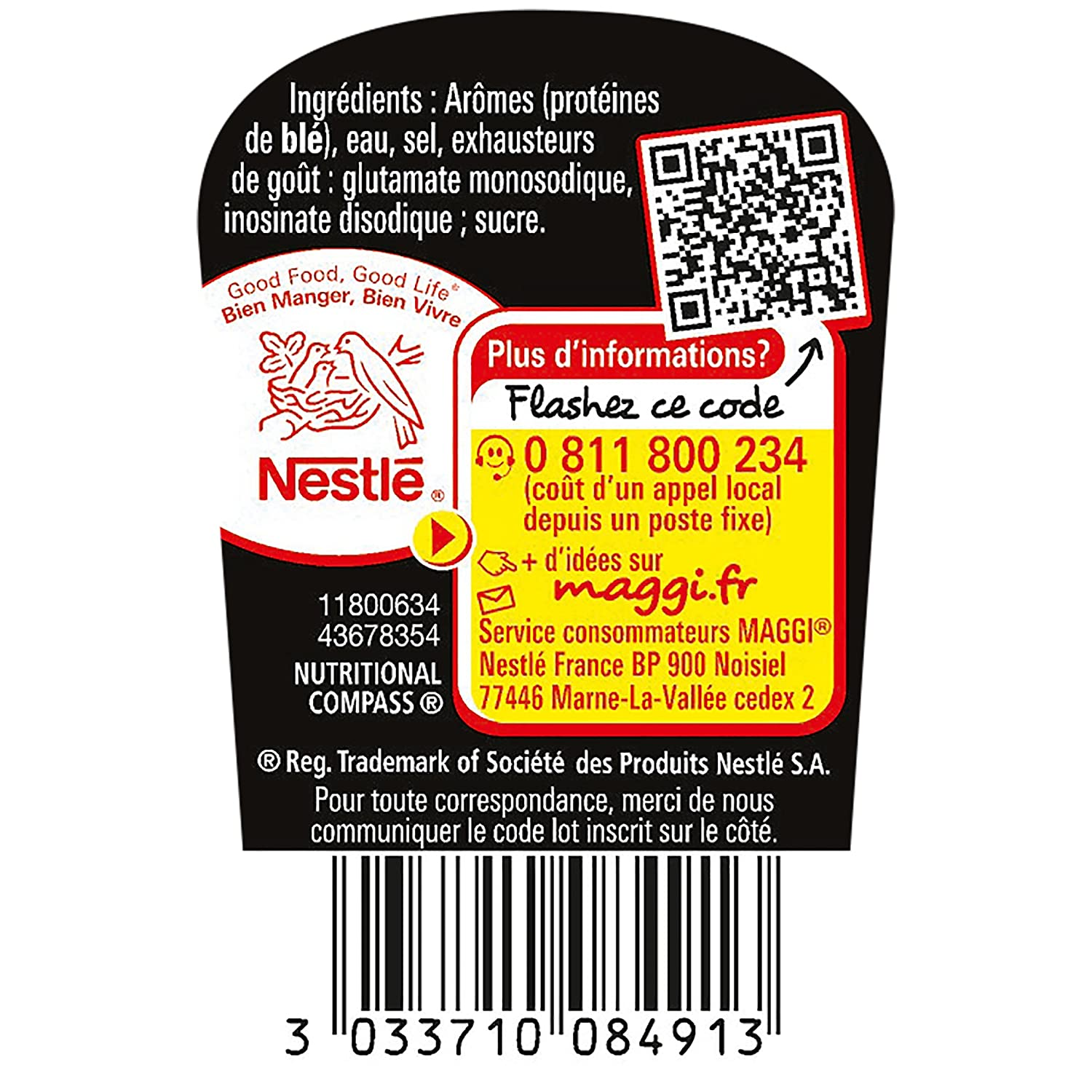 Amazon Maggi Arome Saveur Depuis 1889 Imported From France