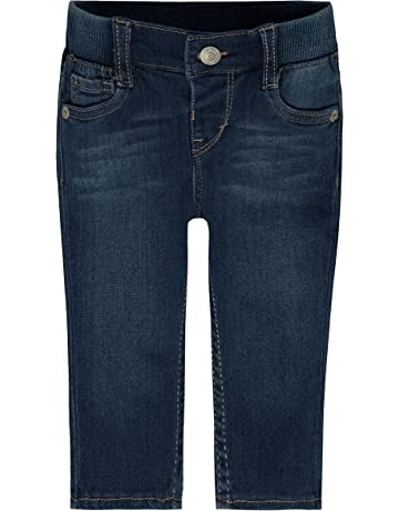 1a78637a4c04f Levi's Baby Girls' Skinny Fit Jeans
