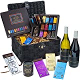 Green & Black's Chocolate & Wine Hamper