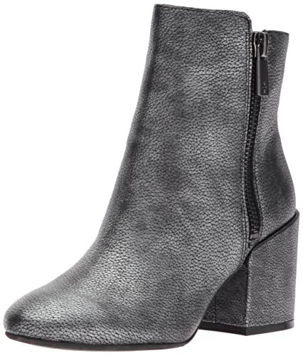 3dfbae8ca68 Kenneth Cole New York Rima Metallic Sheen Leather Bootie