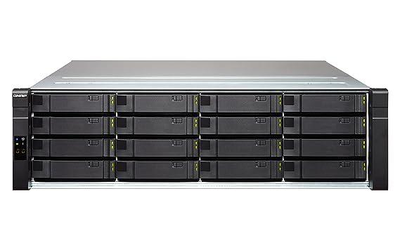 QNAP EJ1600 v2 Carcasa de Disco Duro/SSD 2.5/3.5