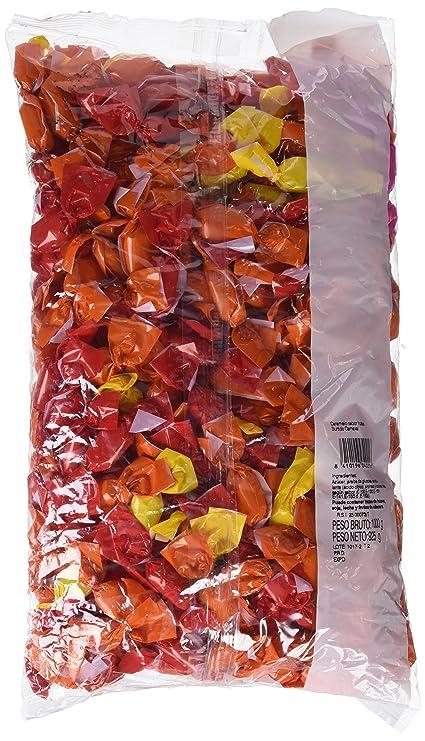 Virginias Caramelos Con Sabor A Frutas - 1000 gr