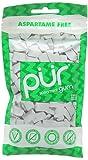 PUR Gum Bags Spearmint 57 pieces, 80g