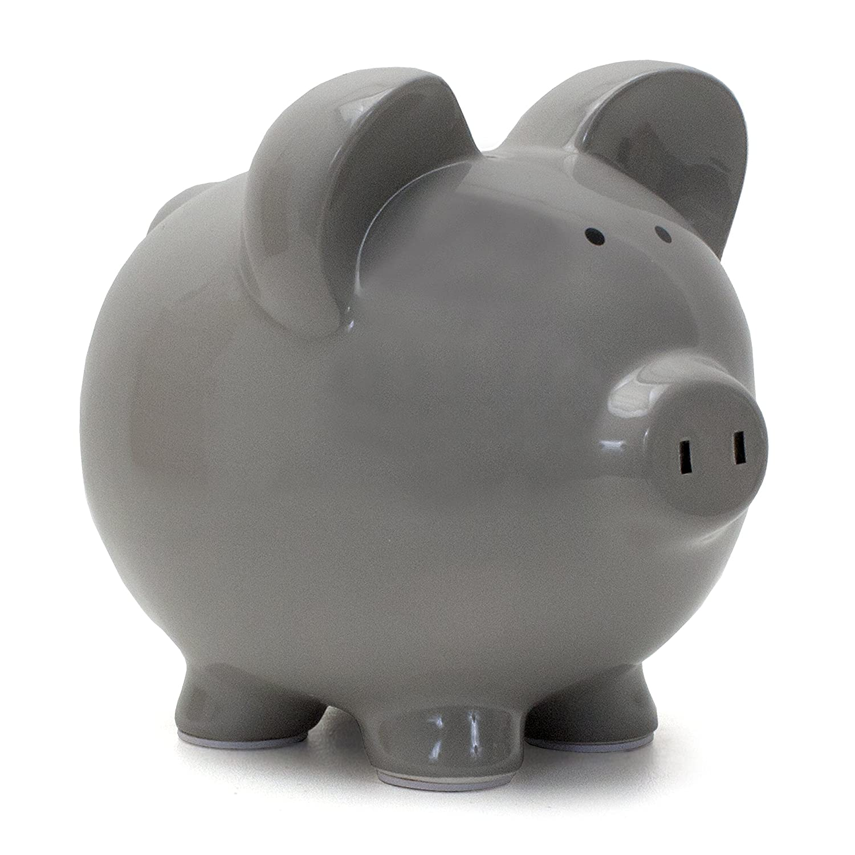 Child to Cherish Ceramic Piggy Bank for Girls, Pink 3808PK