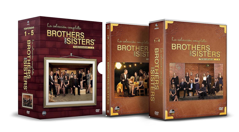 Amazoncom Brothers And Sisters La Coleccion Completa Version En