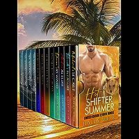 Hot Shifter Summer: Limited Edition 12 Book Box Set (English Edition)