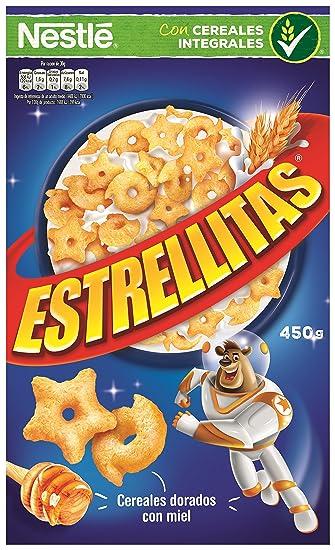 Nestlé - Estrellitas Cereals Breakfast 450 g (valentinas Market)