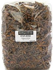 JustIngredients Essential Anis étoilé (Star Anise) 500g