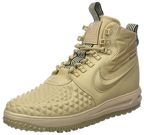 f14845fa155 Nike Lunar Force 1 Duckboot 17 Mens Boots Linen - 9 UK  Amazon.co.uk  Shoes    Bags