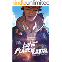 Lost On Planet Earth (comiXology Originals) book cover