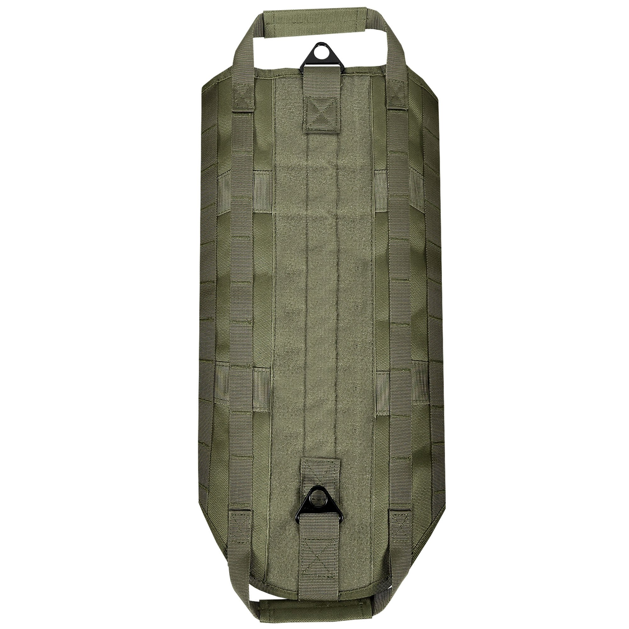 LIVABIT [ OD Green Canine Service Dog Tactical Molle Vest Harness XX-Large