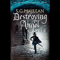 Destroying Angel: The Seeker 3 (English Edition)