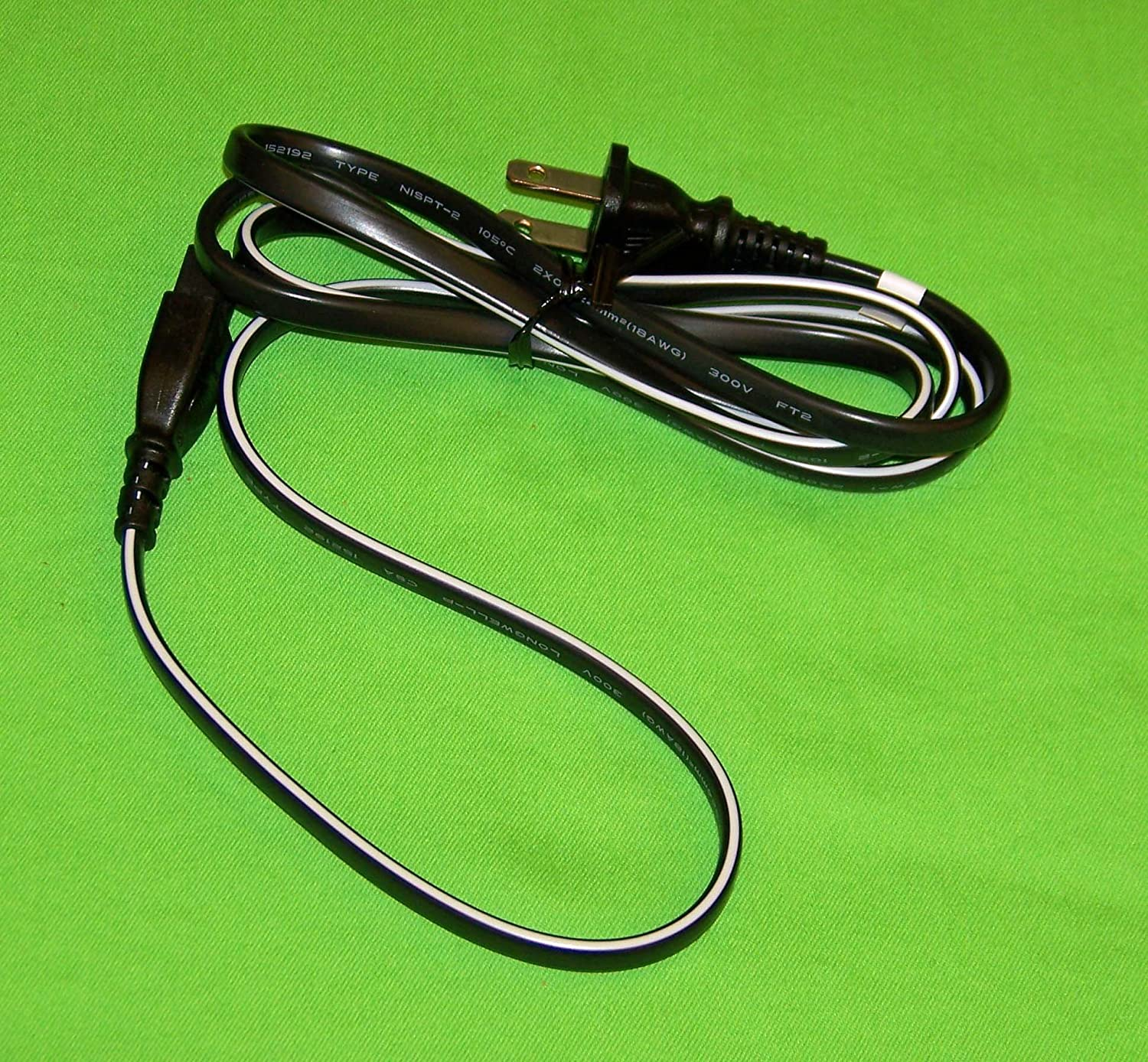 HTS3541//F7 OEM Philips Power Cord Originally Shipped with HTS3541 HTS3564 HTS3564//F7