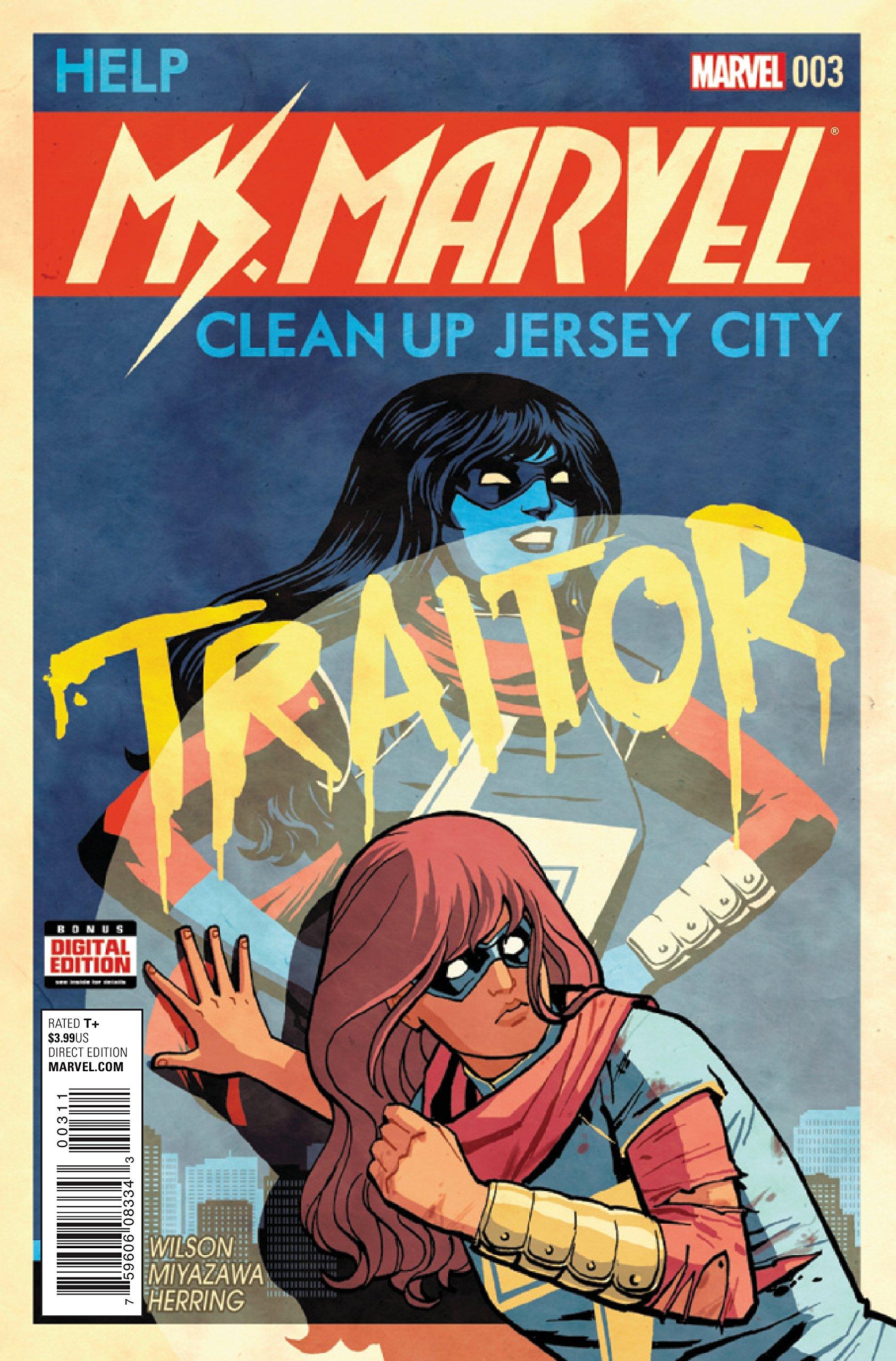 Ms Marvel #3 PDF