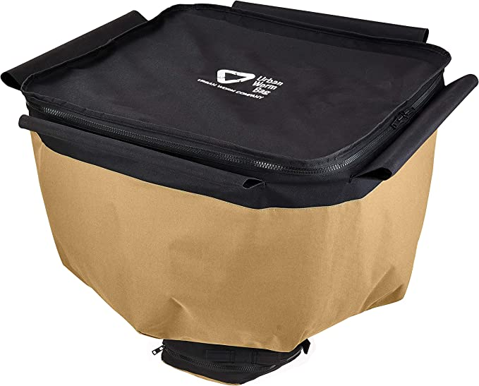 Amazon.com: Urban Worm Bag Worm - Cubo de basura de ...