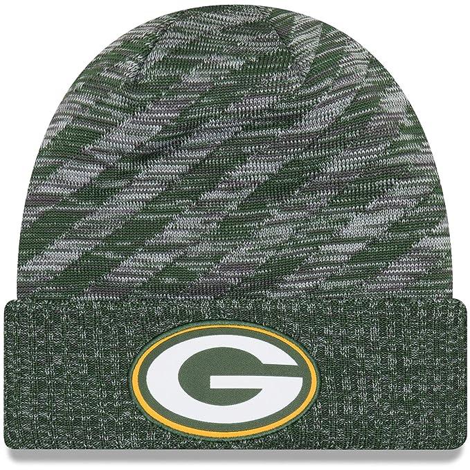 Amazon.com  New Era 2018 NFL Green Bay Packers Touchdown Stocking ... f8113477b