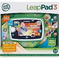 LeapFrog LeapPad3 Kids' Learning Tablet Green