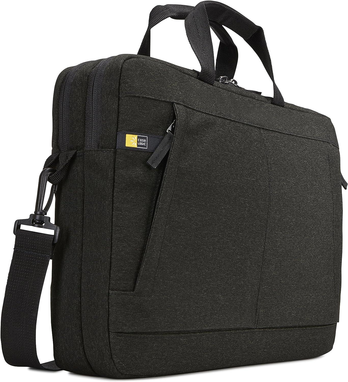 Case Logic Huxton15.6 Laptop Bag (HUXB-115BLK), Black