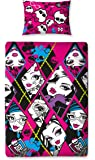 Monster High parure de lit Skullette 2013