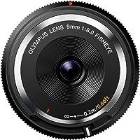 Olympus V325040BW000 Fisheye Body Cap Lens BCL-0980 for Micro 4/3 Cameras, 9mm f/8.0