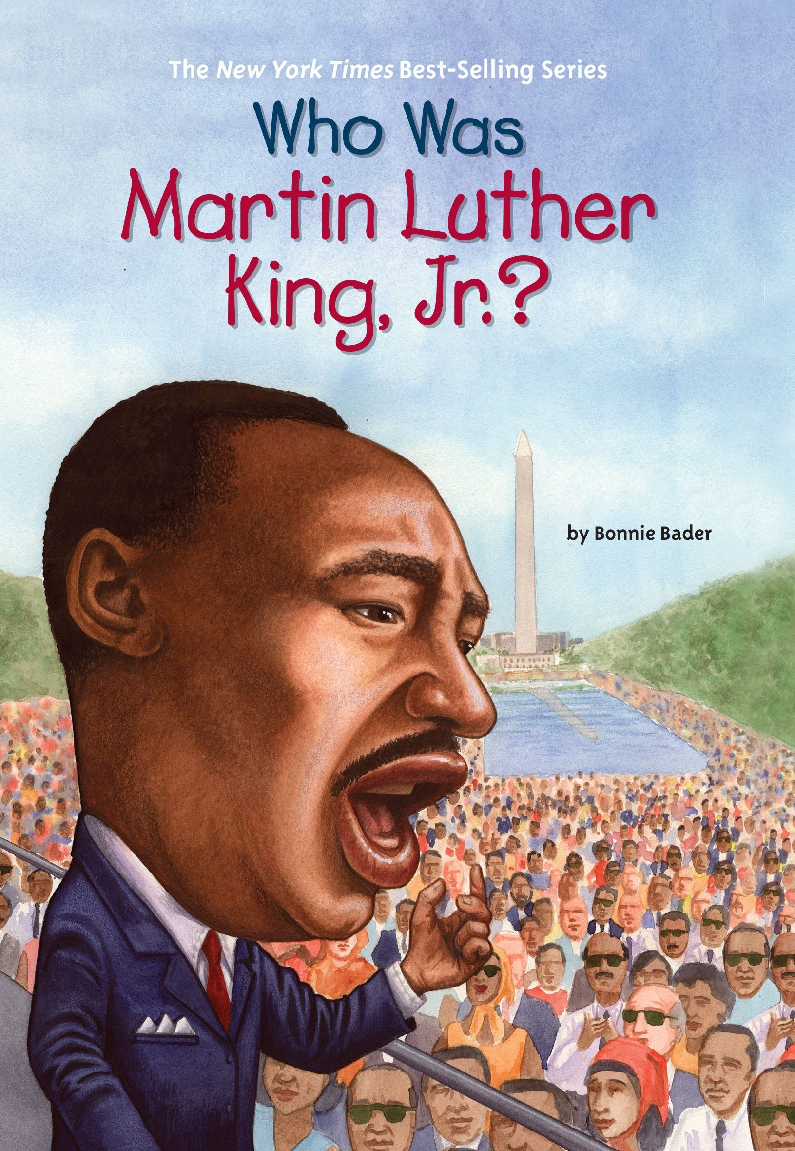Who was martin luther king jr bonnie bader who hq elizabeth who was martin luther king jr bonnie bader who hq elizabeth wolf 9780448447230 amazon books ibookread Read Online